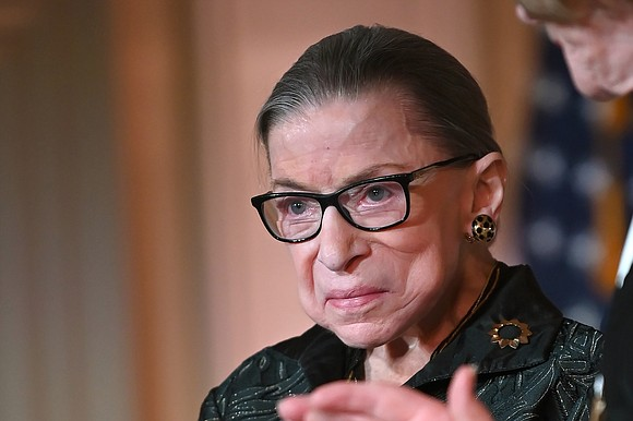 Supreme Court Justice Ruth Bader Ginsburg died on Friday due to complications of metastatic pancreas cancer, the court announced. She ...