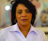 Beulah Brent is the CEO of Sisters Working it Out, a non-profit organization that brings awareness to breast and cervical cancer to undeserved communities on the South and West sides of Chicago. Photo courtesy of Beulah Brent