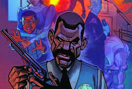 Bass Reeves Episode 2 Cover