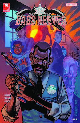 One-hundred-ten years after his death, the story of the first black US Marshal arrives at Walmart in a new comic ...
