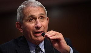 "Dr. Anthony Fauci on Sept. 22 said the nearing prospect of the US reaching 200,000 coronavirus deaths is ""very sobering, and in some respects, stunning,"" while adding that Americans should trust medical experts despite at times conflicting signals from the highest levels of government.