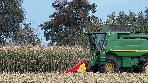 The National Black Farmers' Association says agricultural equipment manufacturer John Deere cares little about the Black community and is calling ...