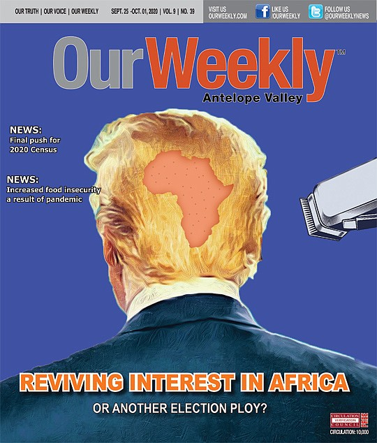 Africa has always been a land of contrasts. Often demeaned as one of the poorest..