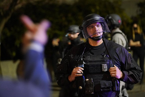 Criticism of the law enforcement response to a protest in Portland late Saturday and into early Sunday prompted Gov. Kate ...