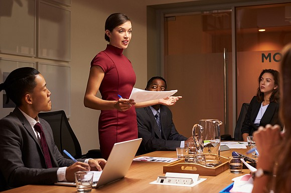 First the good news: There are more women in senior-level positions across corporate America.
