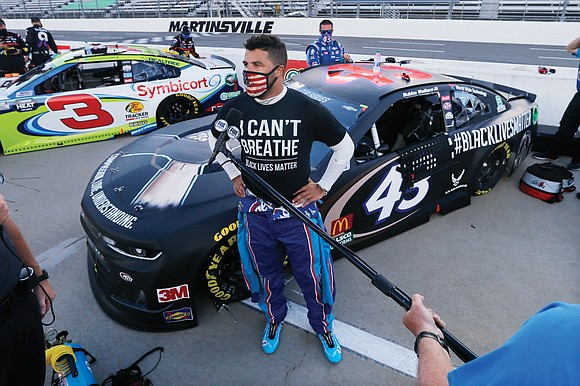 African-Americans may have greater success on the NASCAR circuit thanks to the high-profile pairing of Michael Jordan and Bubba Wallace.