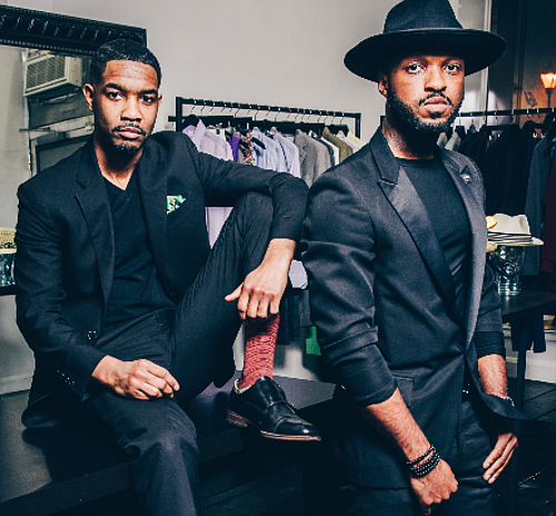 """When Dominick Davis and Steven White united to start the high-end clothing store """"Different Regard"""" in 2011, their vision was ..."""