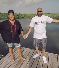 Jamaal and Christina Lane, the husband-and-wife team behind Portland's Champions Barbershops and Champions Barbering Institute, have launched an Internet platform called 'Be Great University,' offering a curriculum and a supportive community to help others identify and cultivate their inner strengths and start successful professions.