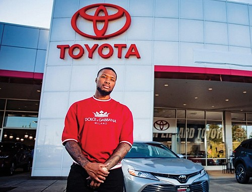 Portland Trail Blazers point guard and NBA All-Star Damian Lillard is now a business owner to go with his accomplishments ...
