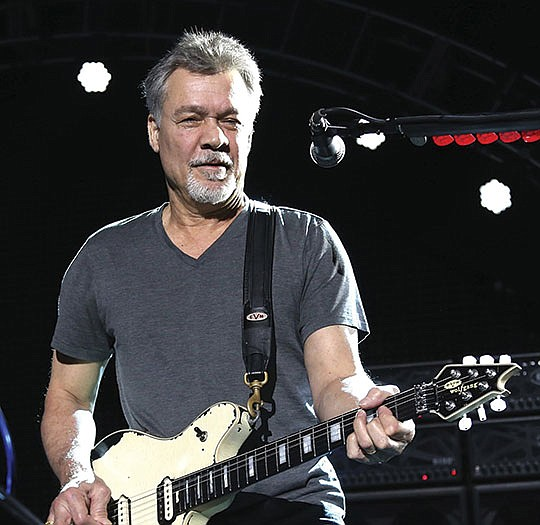 Eddie Van Halen, the master guitarist who teamed up with his drummer brother to..