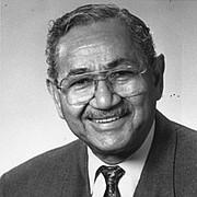 Raymond V. Haysbert Sr., founder of The Forum Caterers Inc.
