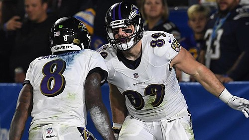 Two years ago, the Baltimore Ravens decided it was time to re-energize their offense. The team traded back into the ...