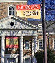 In 2016, The National Trust for Historic Preservation today named Morgan State University a National Treasure, the only such honor for a college or university campus in the United States.