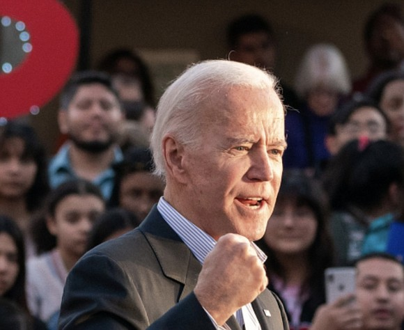 Joe Biden knows that African Americans can never have a fair shot at the American Dream so long as entrenched ...