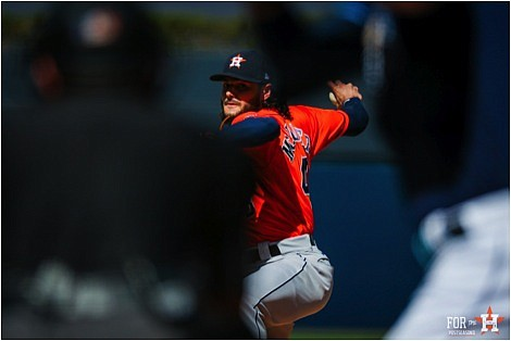 The Houston Astros find themselves in a very bad situation going into Tuesday's Game 3 of the ALCS against the ...