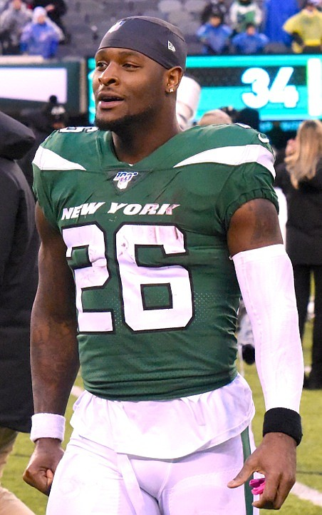 Running back Le'Veon Bell was released by the Jets on Tuesday, Oct. 13, after less than two full seasons with the team.