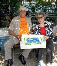 David and Joyce Jinkins
