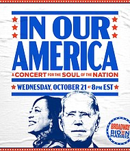 """""""In Our America: A Concert for the Soul of the Nation"""""""