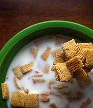 Cereal/breakfast