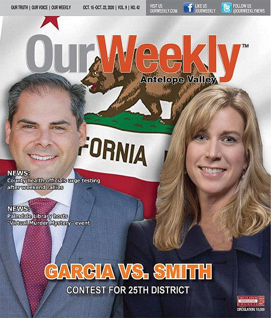 California's 25th Congressional District has become an unexpected battleground..
