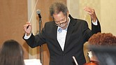 Dr. F. Nathaniel Gatlin, a VSU professor, founded the Petersburg Symphony Orchestra in 1978.
