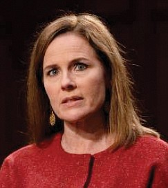 We have been disgusted, but not surprised by Judge Amy Coney Barrett's evasive maneuvering during this week's Senate confirmation hearings.