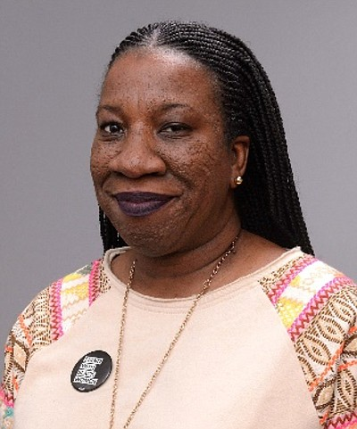 Tarana Burke, activist and founder of the 'me too.' Movement