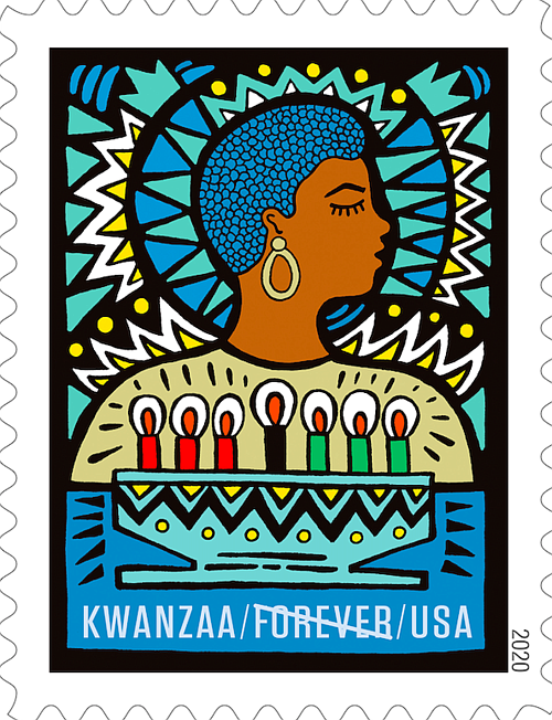 Washington, D.C.— The U.S. Postal Service (USPS) continues to celebrate Kwanzaa, which honors the values and beliefs around African American ...