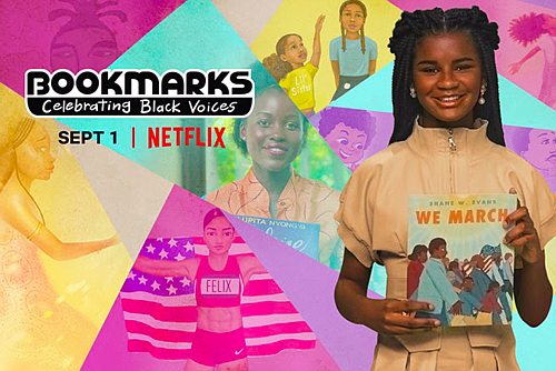 Marley Dias, Activist for Diversity in Books, Host of Netflix' Bookmarks: A Celebration of Black Voices
