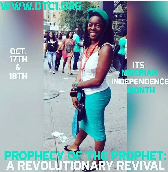 """The Prophecy of the Prophet: A Revolutionary Revival"" is an online conference set to take place Oct. 17-18th"