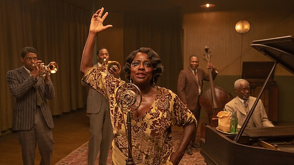 MA RAINEY'S BLACK BOTTOM starring Viola Davis and Chadwick Boseman coming to Netflix December 18th and in select theaters in ...
