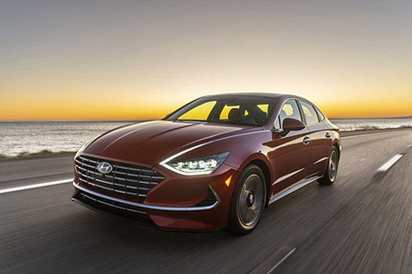 Smooth, really smooth, that's how the 2020 Hyundai Sonata Hybrid struck us. When we first approached the car, we thought ...