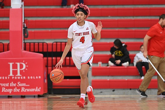 Last season, Stony Brook University women's basketball had the hardwood pulled out from under them when the America East conference ...