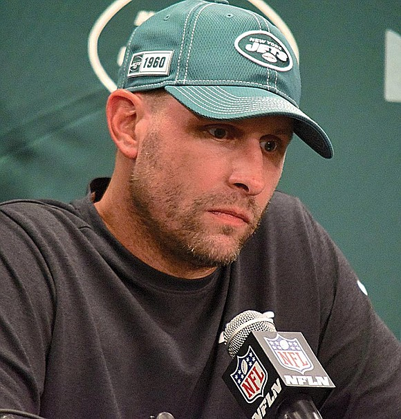 When now former New York Jets head coach Adam Gase worked for college football legend Nick Saban some years ago, ...