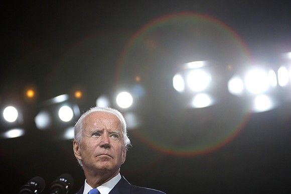 Democratic presidential nominee Joe Biden said that if he is elected, he will form a bipartisan commission to recommend changes ...