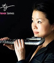Flutist Mayu Saeki and Warren Wolf on piano will Live Stream in concert on Tuesday, October 27, 2020 at 7 p.m. from An Die Music Live. Get access to the Live Stream (index.cfm?fuseaction=buy.event&eventID=69C06A84- FF35-AB6E-3704B82C667D0031).
