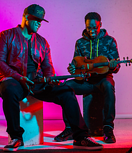 For 17 years Black Violin, the classical-meets-hip-hop duo of Kev Marcus and Wil Baptiste, has been merging string arrangements with modern beats and vocals. The duo announced Give Thanks, their debut holiday album will be released November 20, 2020.