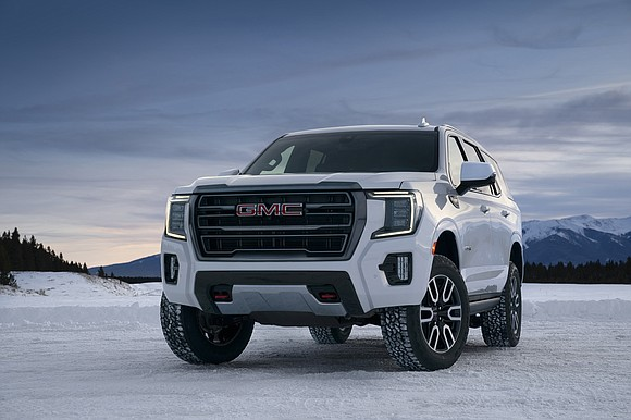 Overnight, that was as long as we had the 2021 GMC Yukon. But it was long enough to form an ...