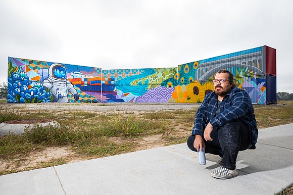 Houston-based Midway, the privately owned, fully integrated real estate investment and development firm, today announced a new public mural installation ...