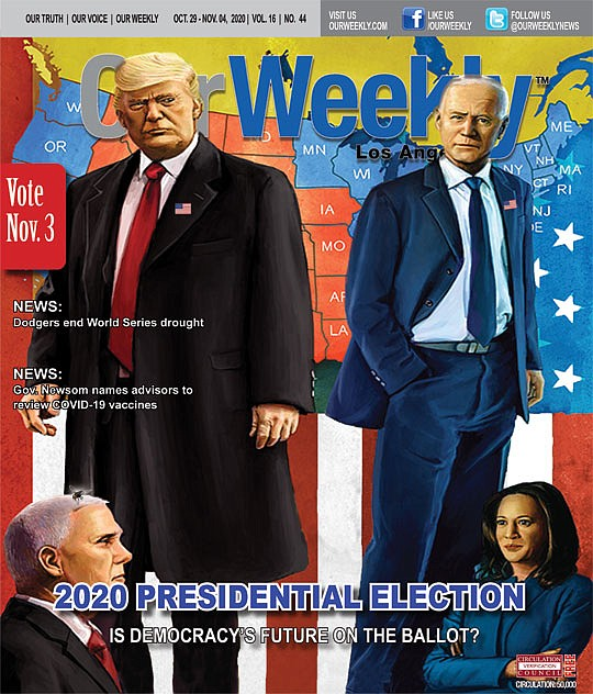 This 2020 United States presidential election officially scheduled for Tuesday..