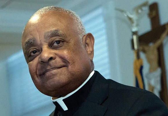 Washington D.C. Archbishop Wilton Gregory is now the first Black U.S. prelate to assume the rank of cardinal in the ...