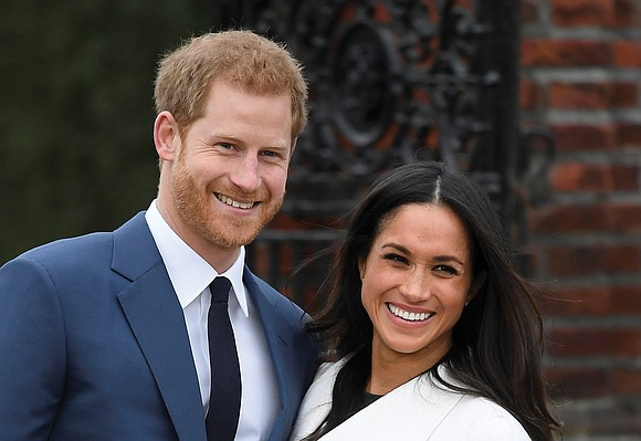 Britain's Prince Harry says it took him many years and the experience of living with his wife, Meghan Markle, to ...