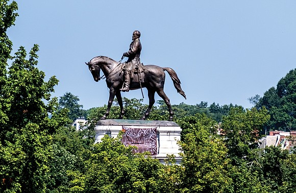 Virginia is finally washing its hands of Robert E. Lee, 150 years after his death.