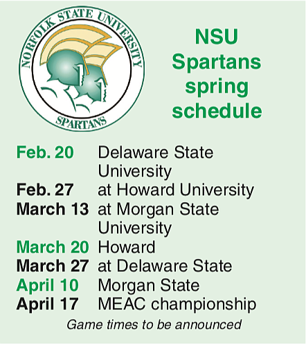 A MEAC championship and a berth in the NCAA playoffs are among the goals for Norfolk State University football team ...