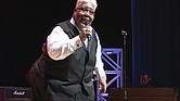 Bishop Rance Allen performs in 2014