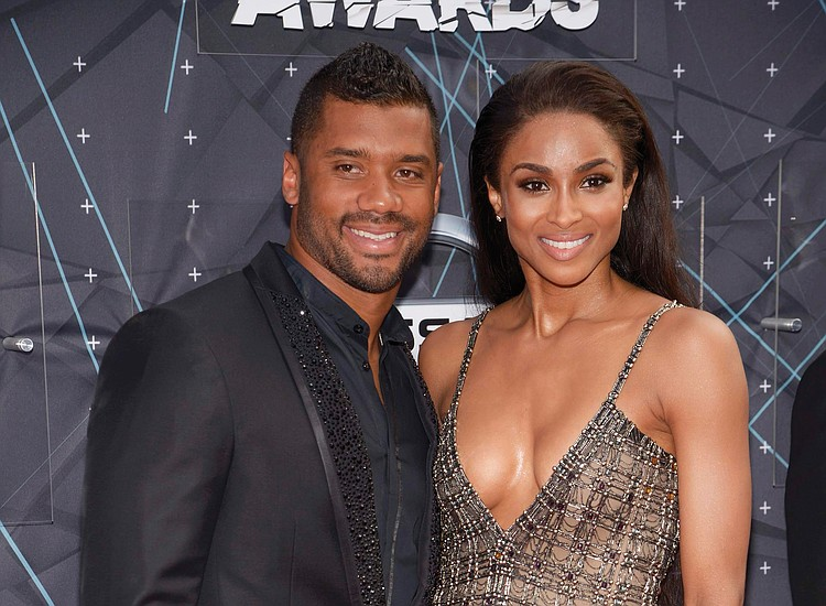 NFL star Russell Wilson and celebrity wife Ciara fund