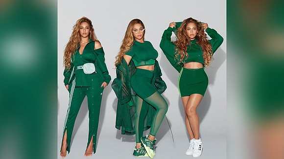 Beyoncé's second Ivy Park x Adidas apparel collection is dropping online Thursday, a day ahead of its release in stores. ...