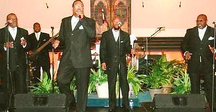Kenny Davis & the Melodyaires will be in concert at the Israel Baptist Church Pre-Thanksgiving Day Concert.