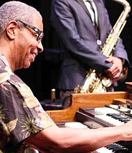 Charles Covington solo Jazz Piano Live Streaming Concert from An die Musik Live, 409 N. Charles in Baltimore on Sunday, November 8, 2020 at 2 p.m. For more information, call 410-385-2638 or go to website: www.andiemusiklive.com