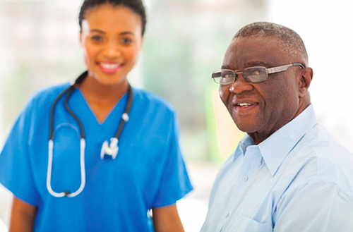 At a risk rate of 74 percent higher among African American men than non- Hispanic white men, prostate cancer has ...